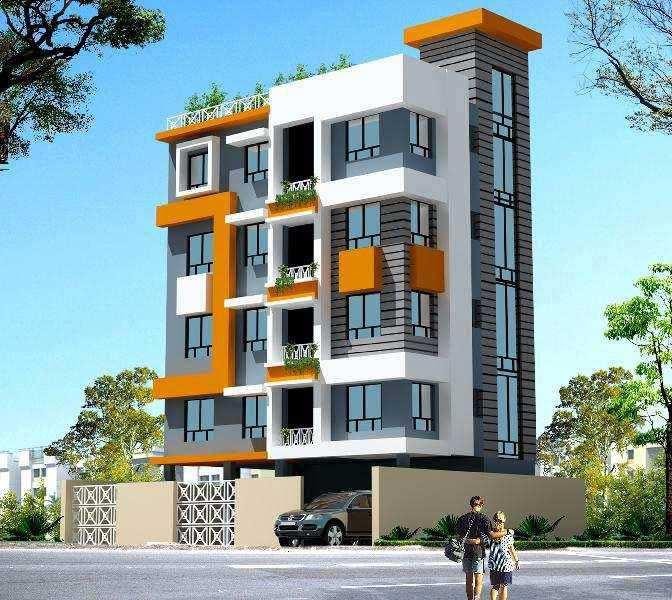 2 BHK Flats & Apartments for Sale in Ganguly Bagan, Kolkata South - 3600 Sq. Feet
