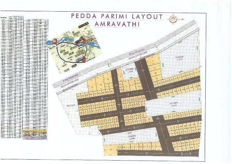 Residential Plot for Sale in Guntur - 133 Sq. Yards