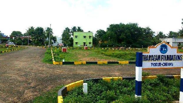 900 Sq.ft. Residential Plot for Sale in Guduvancheri, Chennai