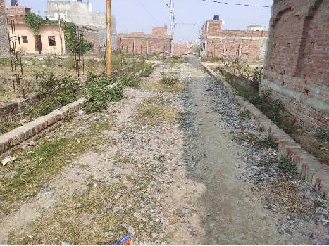 80 Sq. Yards Residential Plot for Sale in Swarnjayanti Vihar, Kanpur