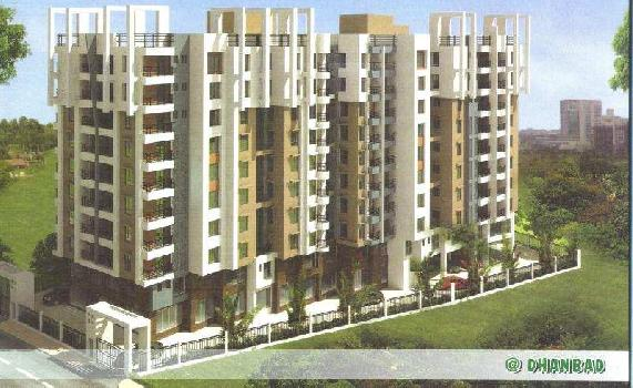3 BHK 1000 Sq.ft. Residential Apartment for Sale in Saraidhela, Dhanbad