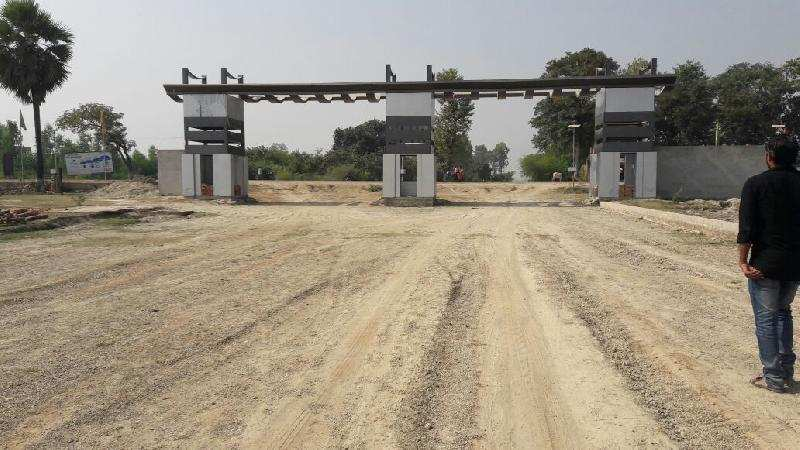 Residential Plot for Sale in Nagram Road, Lucknow - 1800 Sq. Feet