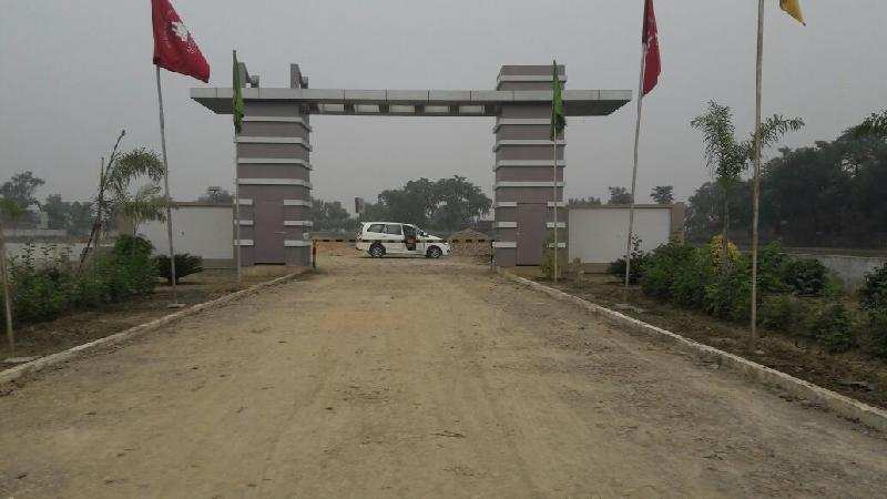 Residential Plot for Sale in Ramadevi, Kanpur - 2450 Sq. Feet