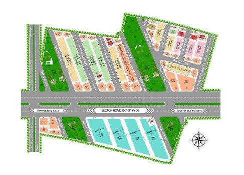 122 Sq. Yards Residential Plot for Sale in Mansarovar, Jaipur