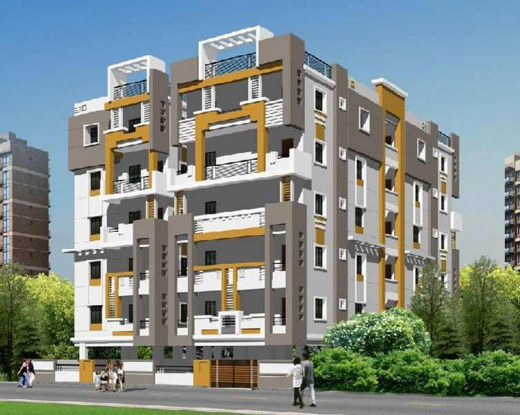 3 BHK Flats & Apartments for Rent in Bariatu, Ranchi - 1900 Sq. Feet