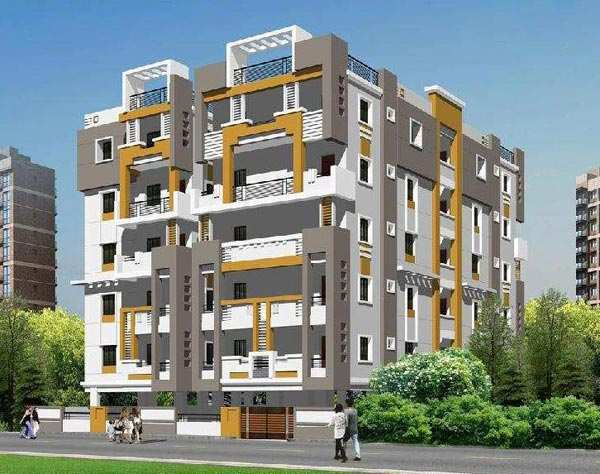 3 BHK Flats & Apartments for Rent in Ranchi - 1420 Sq. Feet
