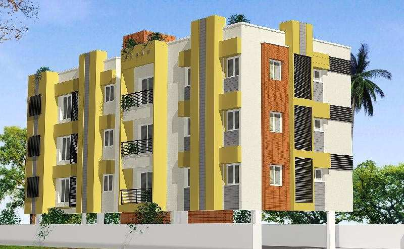 3 BHK Flats & Apartments for Rent in Ranchi - 2000 Sq. Feet