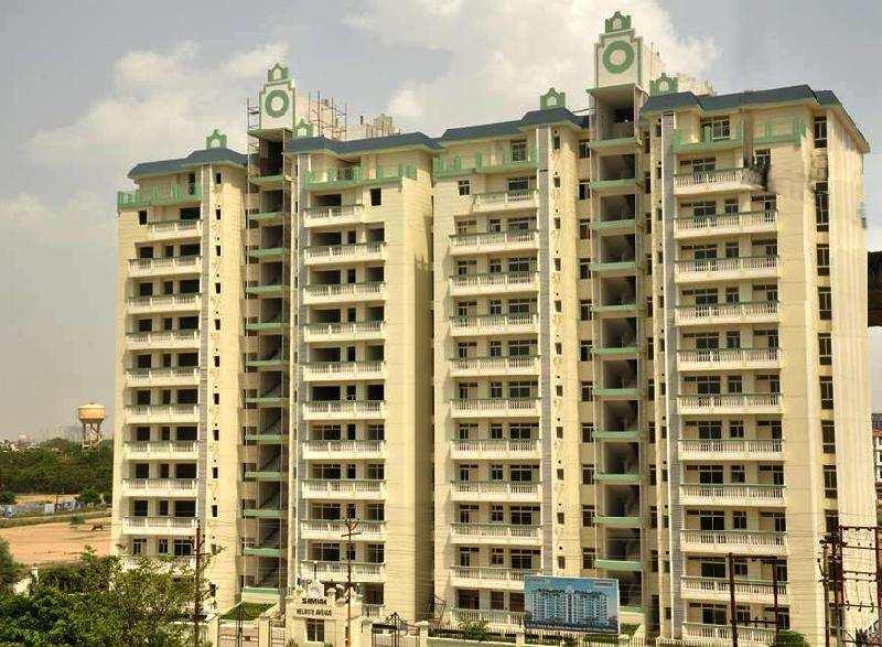 3 BHK Flats & Apartments for Sale in Vrindavan Yojna, Lucknow - 1650 Sq. Feet