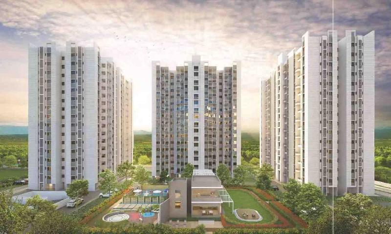 2 BHK Flats & Apartments for Sale in Wagholi, Pune - 11 Acre