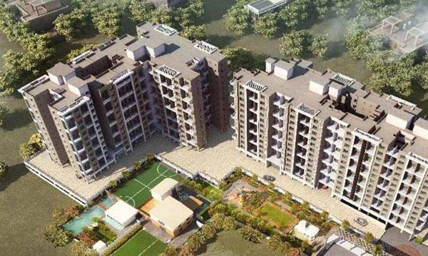 1 BHK Flats & Apartments for Sale in Tathavade, Pune - 4 Acre
