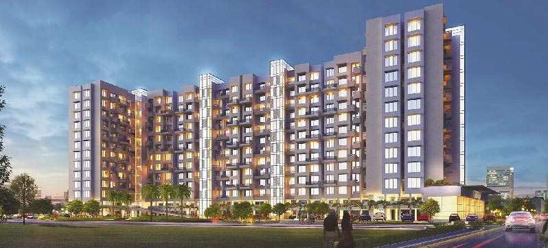 2 BHK Flats & Apartments for Sale in Dhanori, Pune - 5 Acre