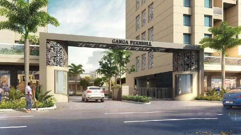 2 BHK Flats & Apartments for Sale in Undri, Pune - 5 Acre