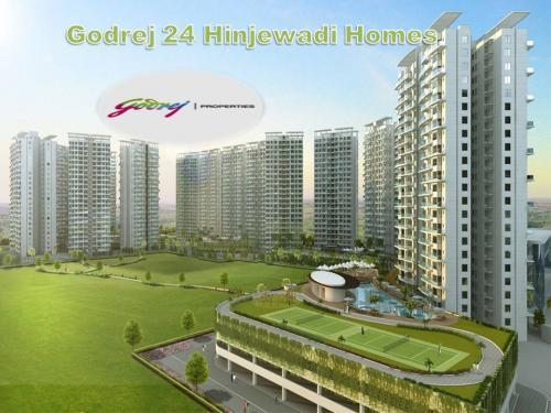 2 BHK Flats & Apartments for Sale in Hinjewadi, Pune - 9 Acre