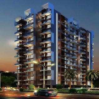 2 BHK 738 Sq.ft. Residential Apartment for Sale in Shinde Vasti, Hadapsar, Pune