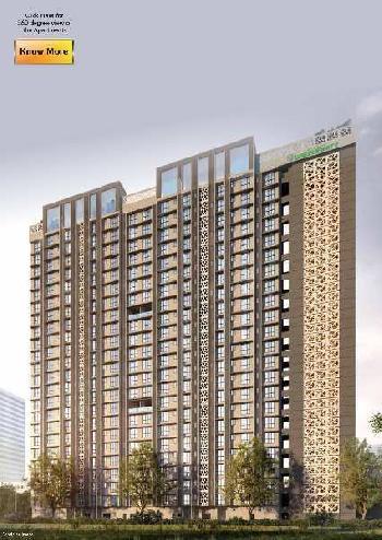 1 BHK 561 Sq.ft. Residential Apartment for Sale in Wadala East, Mumbai