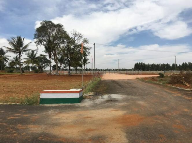 Residential Plot for Sale in Hoskote, Bangalore - 1200 Sq. Feet