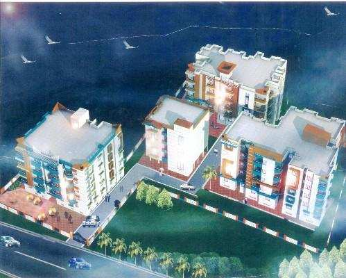 3 BHK Flats & Apartments for Sale in Ranchi - 1425 Sq. Feet