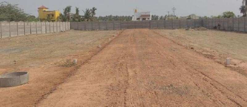 Residential Plot for Sale in Red Hills, Chennai North, Chennai North - 642 Sq. Feet