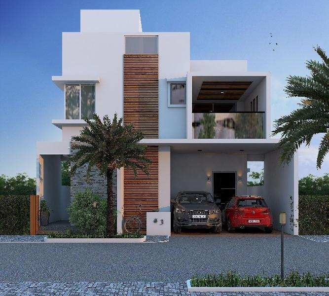 3 BHK Bungalows / Villas for Sale in Sarjapur, Bangalore - 1200 Sq.ft.