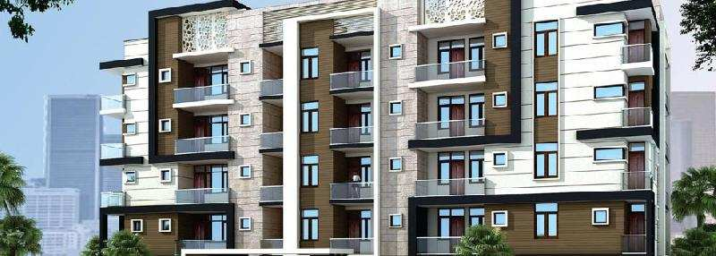 2 BHK Flats & Apartments for Sale in Jaipur - 1065 Sq. Feet