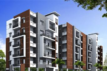 2 BHK Flats & Apartments for Sale in Eluru - 1220 Sq. Feet