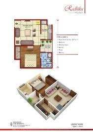 2 BHK Individual House for Sale in Noida - 820 Sq. Feet