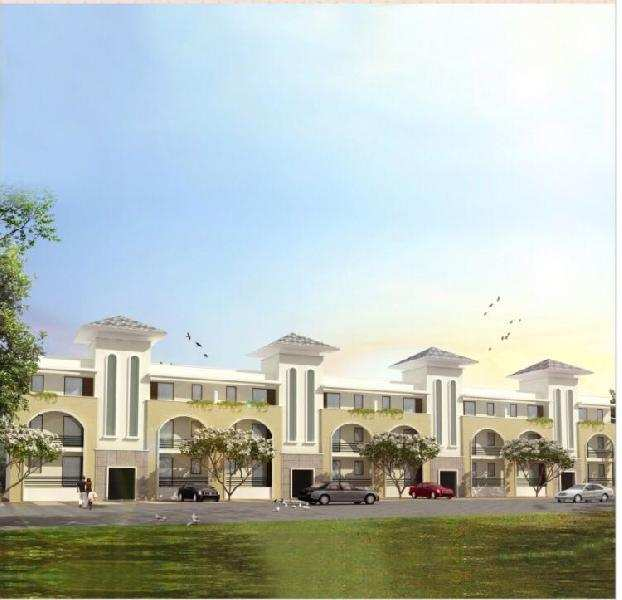 1 BHK Flats & Apartments for Sale in Mohali Chandigarh - 650 Sq. Feet
