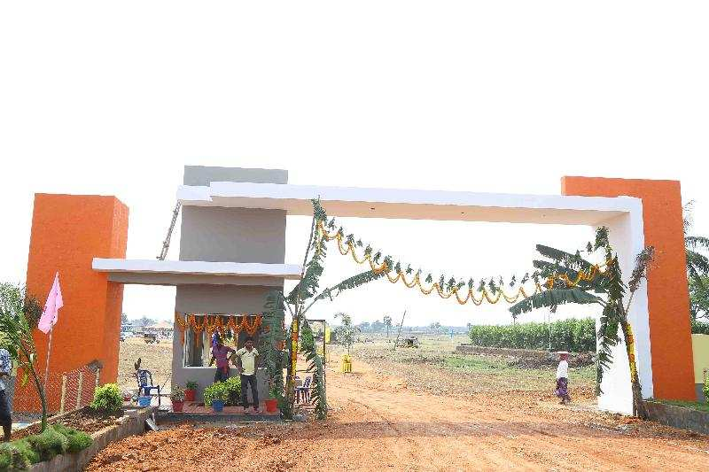 Residential Plot for Sale in Bhogapuram, Visakhapatnam - 200 Sq. Yards
