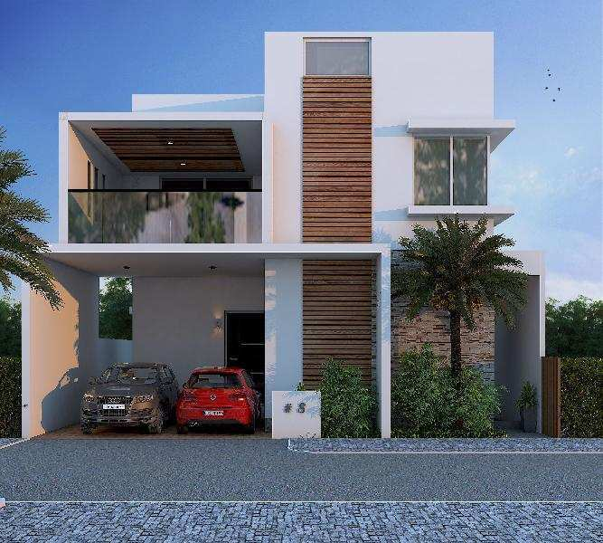 3 BHK Bungalows / Villas for Sale in Whitefield, Bangalore - 1200 Sq. Feet
