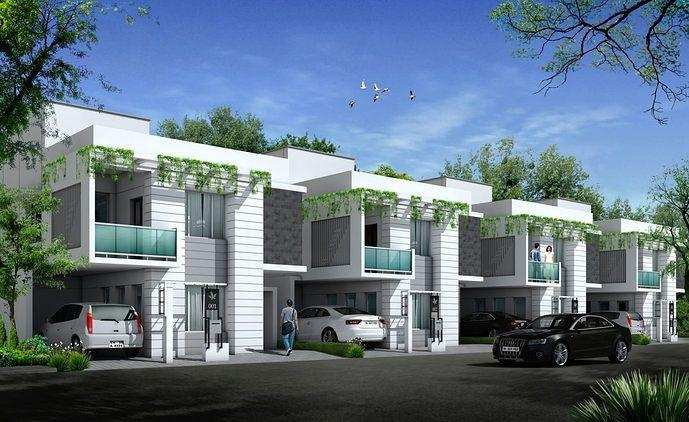 4 BHK Bungalows / Villas for Sale in Whitefield, Bangalore East - 1500 Sq. Feet