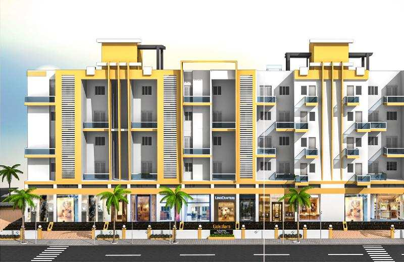 2 BHK Flats & Apartments for Sale in Kondhwa, Pune - 10000 Sq. Feet
