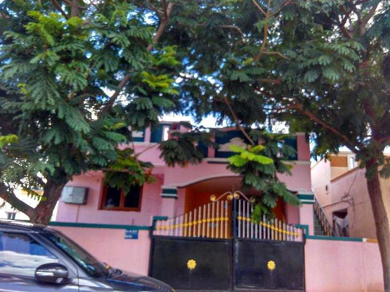 2 BHK Individual House for Sale in Coimbatore Suburb - 1046 Sq. Feet