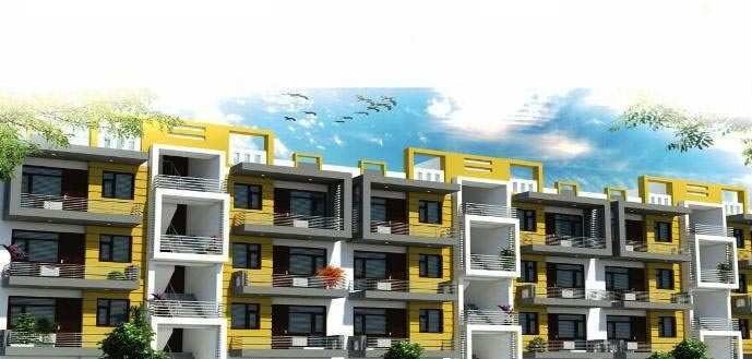 2 BHK Flats & Apartments for Sale in Sector 34 - 200 Sq. Feet