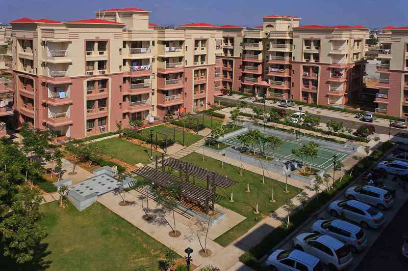 3 BHK Flats & Apartments for Sale in Ajmer Road, Jaipur - 3000 Sq.ft.