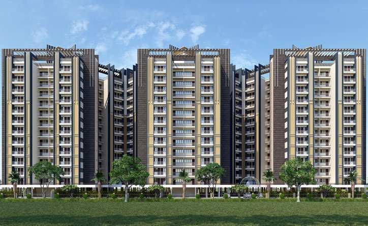 2 BHK Flats & Apartments for Sale in Ram Nagar, Jaipur - 120  Sq. Yards