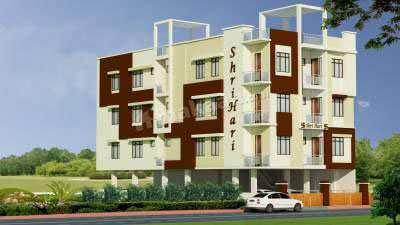 2 BHK Flats & Apartments for Rent in Ram Nagar, Jaipur - 1250  Sq.ft.