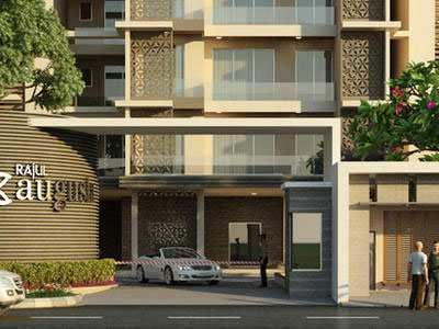 157 Sq. Yards Flats & Apartments for Sale in Devi Nagar, Jaipur - 157  Sq. Yards