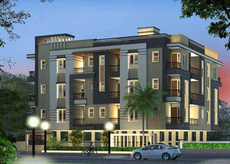 157 Sq. Yards Flats & Apartments for Sale in New Sanganer Road, Jaipur - 157  Sq. Yards