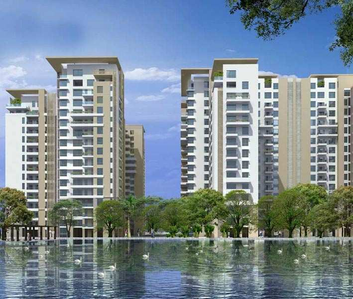 4 BHK Flats & Apartments for Sale in S G Highway, Ahmedabad - 3650 Sq. Feet