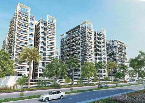 3 BHK Flats & Apartments for Sale in S G Highway, Ahmedabad - 2165 Sq. Feet