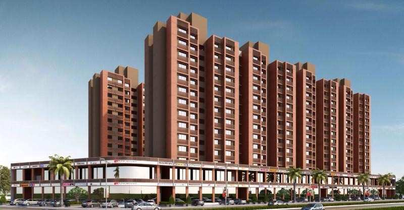 2 BHK Flats & Apartments for Sale in South Bopal, Ahmedabad - 1076 Sq. Feet