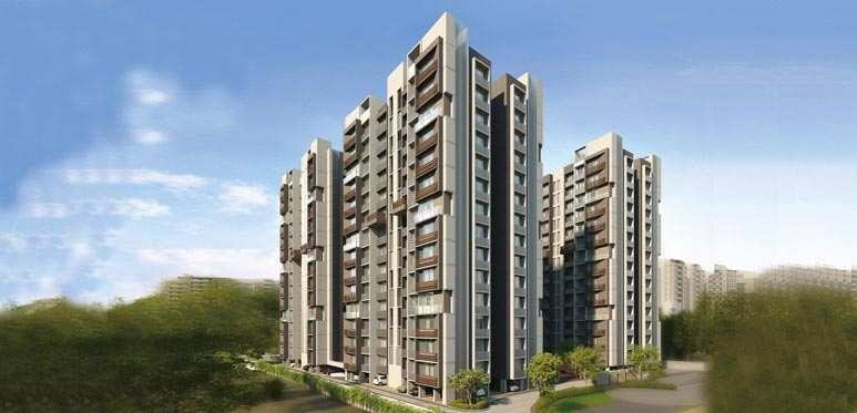 3 BHK Flats & Apartments for Sale in Drive In Road, Ahmedabad - 1655 Sq. Feet