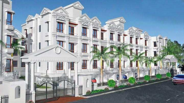 3 BHK Flats & Apartments for Sale in Bodakdev, Ahmedabad - 1775 Sq.ft.