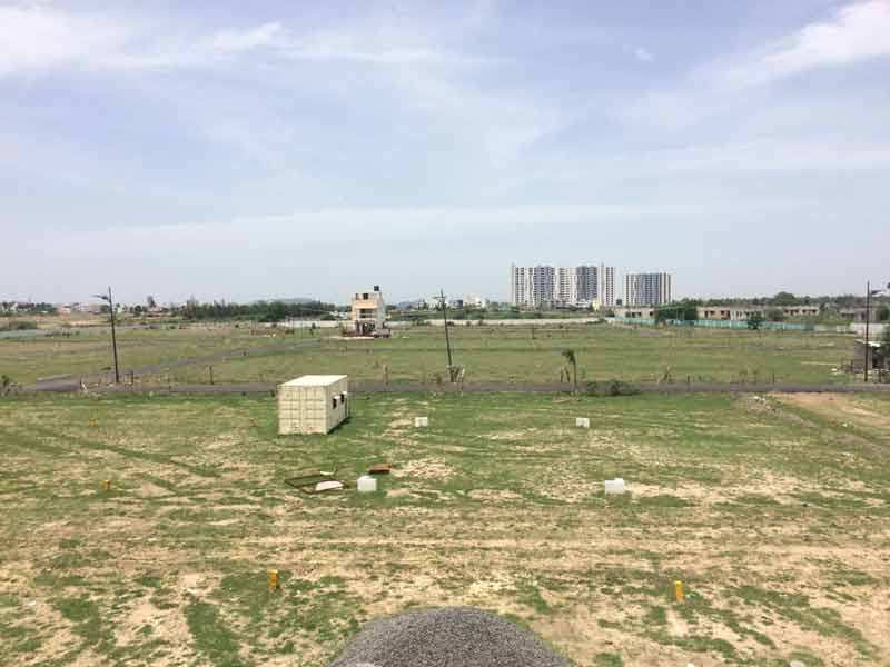 Residential Plot for Sale in Mudichur, Chennai - 2350 Sq. Feet