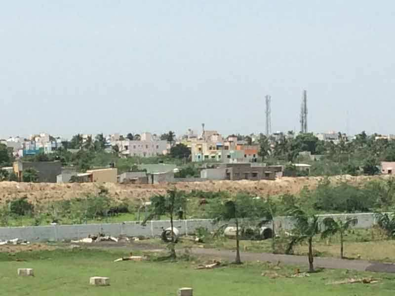 Residential Plot for Sale in Manivakkam, Chennai - 1100 Sq. Feet