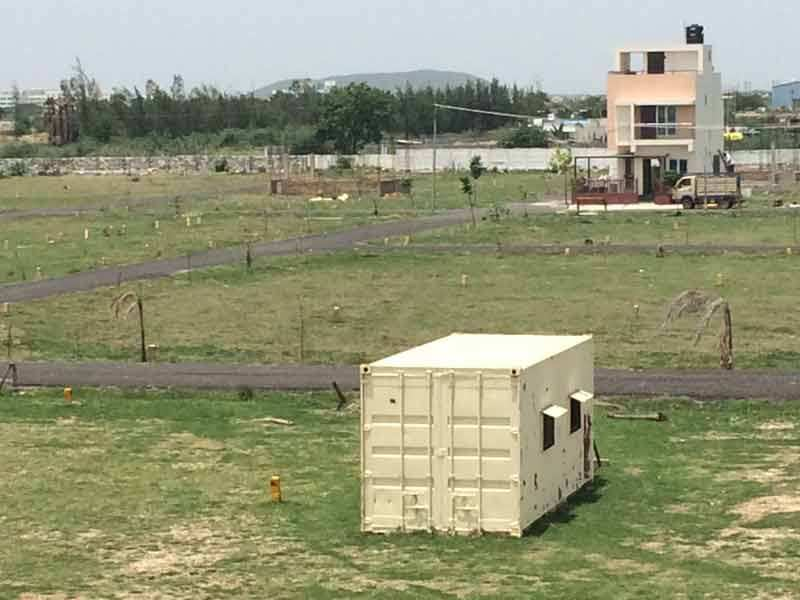 Residential Plot for Sale in Manivakkam, Chennai - 1675 Sq. Feet