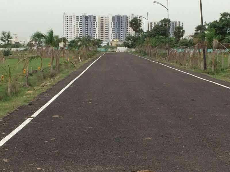 Residential Plot for Sale in Vandalur, Chennai - 646 Sq. Feet
