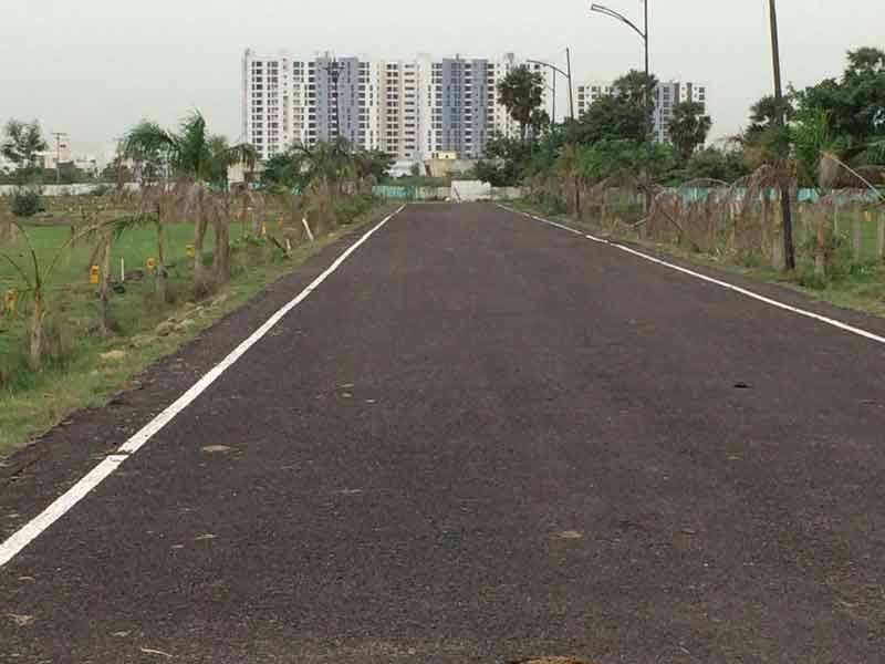 Residential Plot for Sale in Chennai - 2050 Sq. Feet