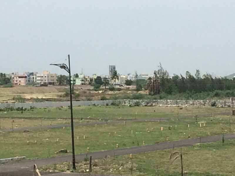 Residential Plot for Sale in padappai, Chennai - 646 Sq. Feet