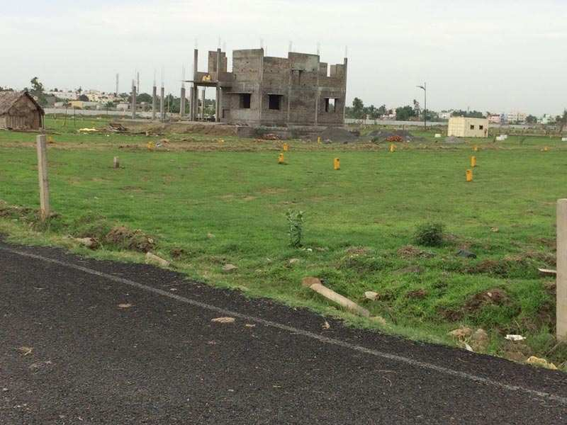 Residential Plot for Sale in Perungalathur, Chennai - 2400 Sq. Feet
